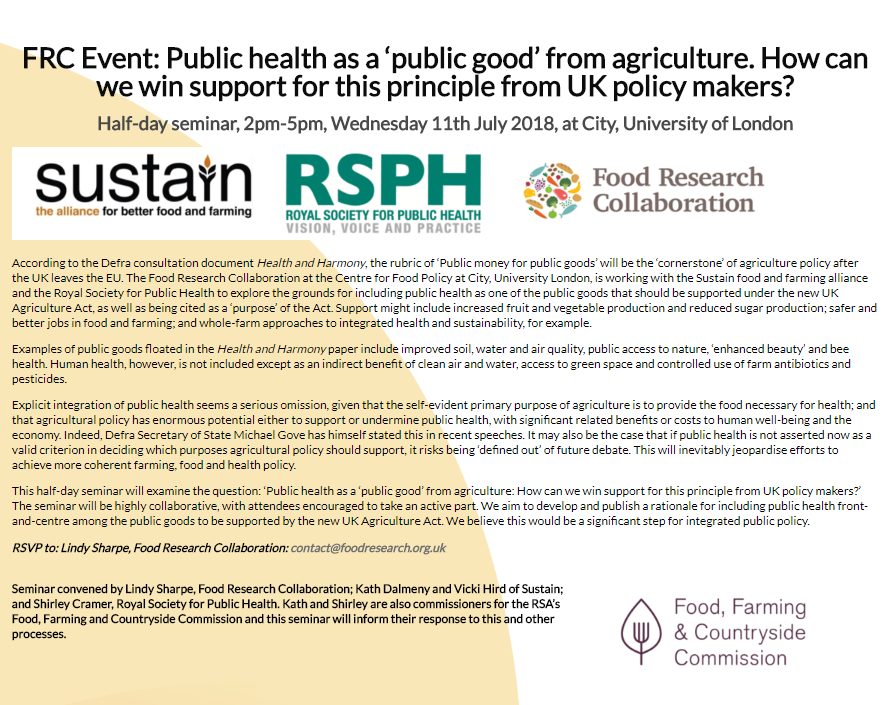 public health research paper